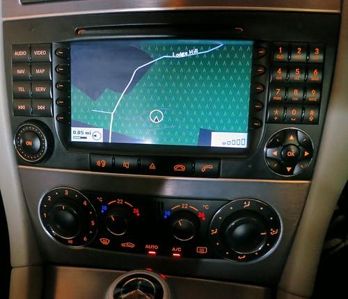 Mercedes CLC 200K Kompressor | by Peter J Dean