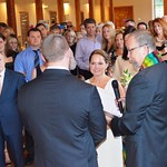 Wedding of Jennifer Little & Randall Johnson