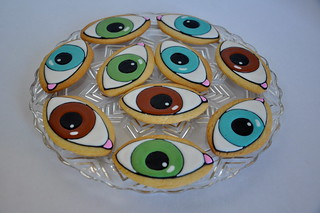 Eye ball cookies | by kelleyhart