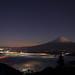 Mt. Fuji before dawn by _TAKATEN_