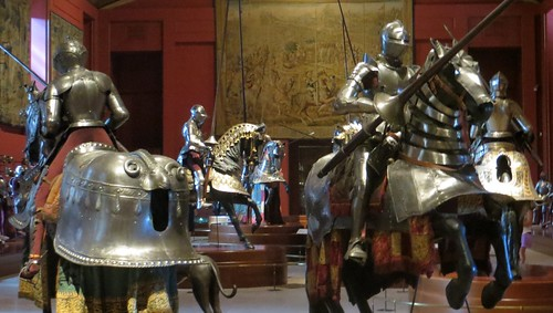 Armurerie Royale, Palais Royal, Madrid, Castille, Espagne. | by byb64
