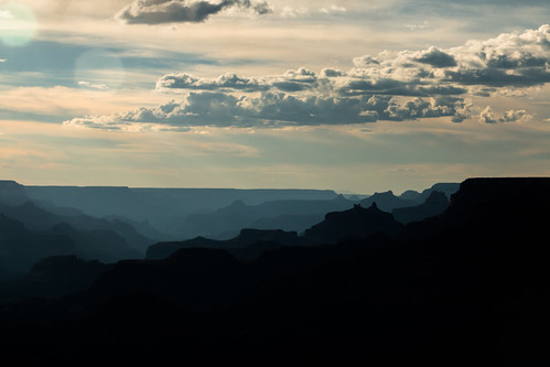 Dusk at the Grand Canyon | by kenfagerdotcom