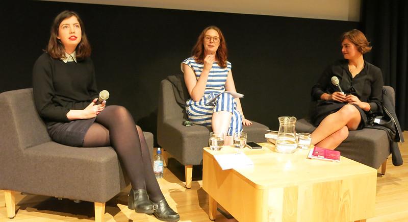 Hera Lindsay Bird, Amy Marr, Ashleigh Young