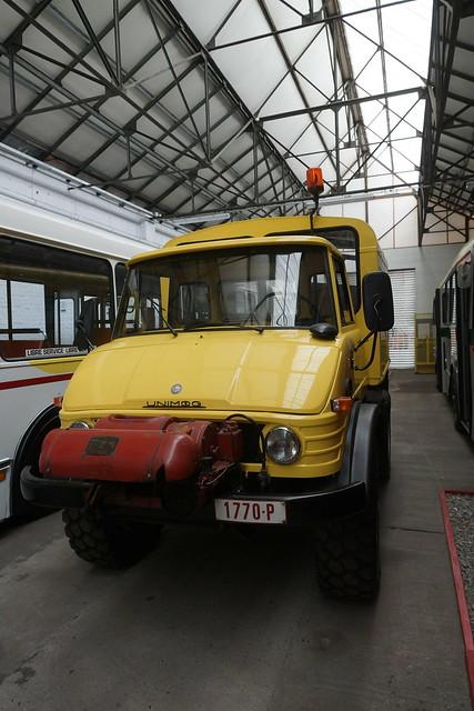 Museum voor het Openbaar Vervoer van Wallonië 25-03-2017