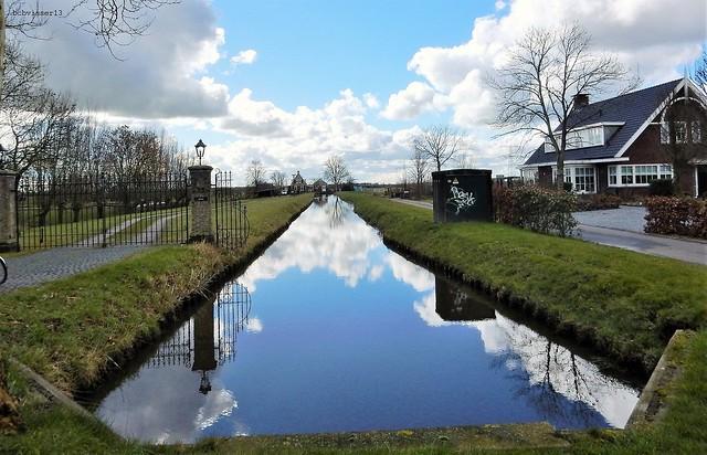 Perspectief en reflectie, Breeveld
