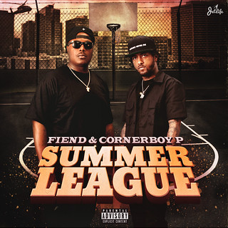 Fiend & Cornerboy P - Summer League (Front) | by fortyfps