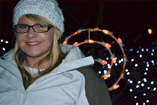 CINCINNATI, OHIO - FESTIVAL OF LIGHTS**