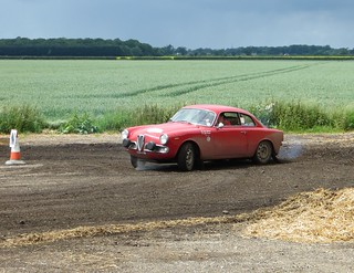 1963 Alfa Romeo Giulia Sprint | by Spottedlaurel
