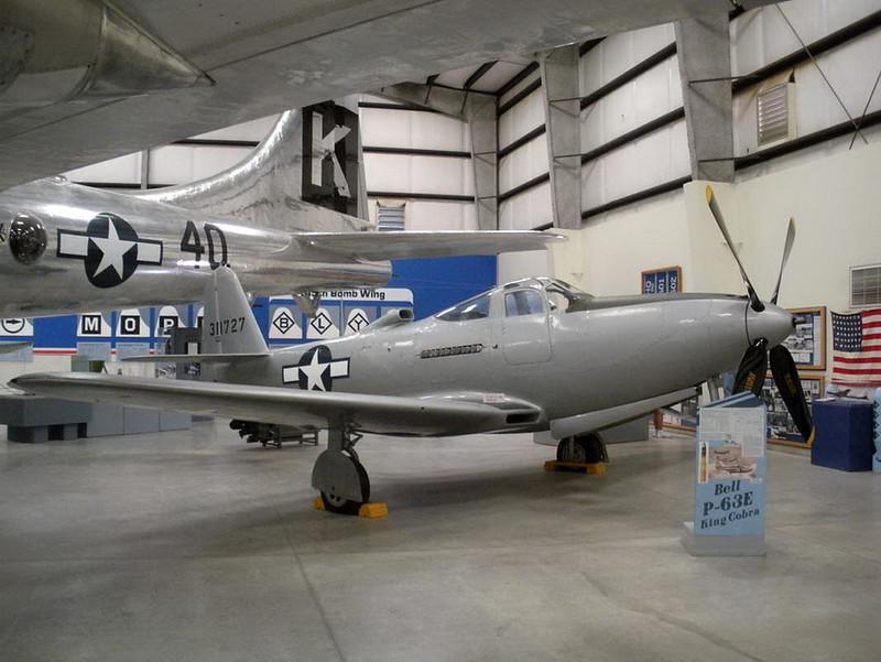 bell P-63E (2)