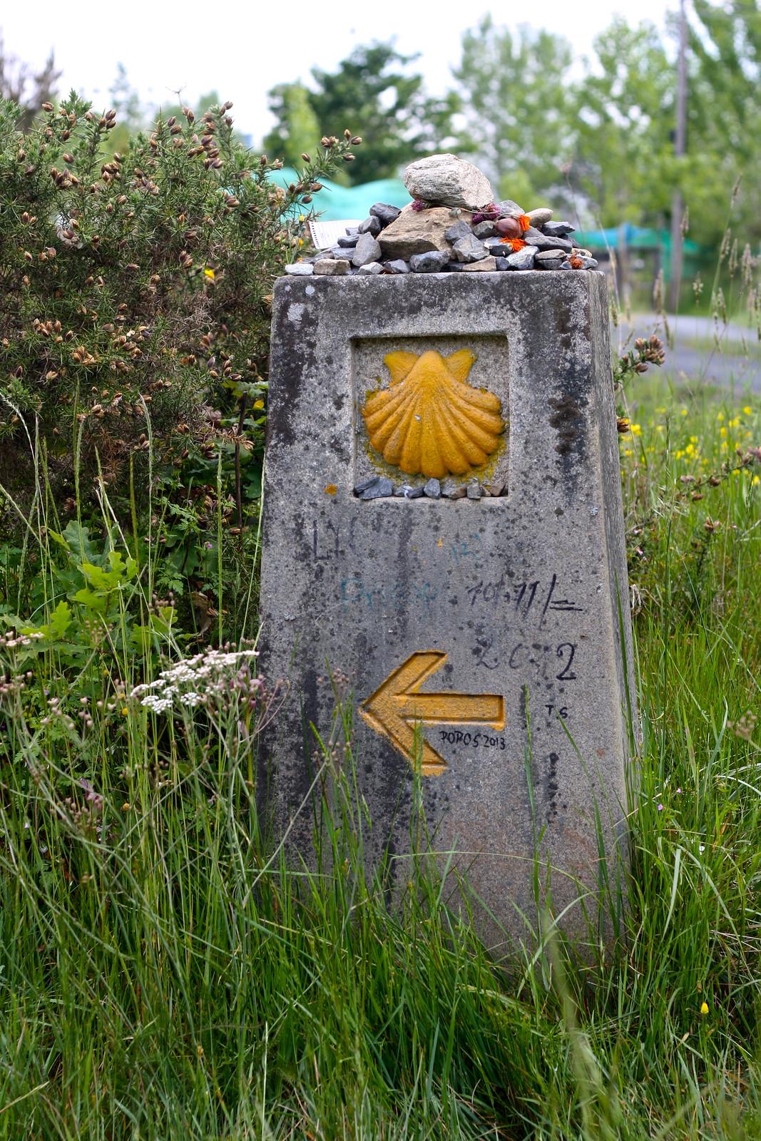 Pilgrim guide to Santiago de Compostela