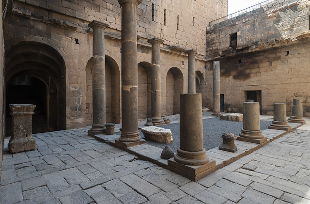 Bosra -IX: The Great Theatre