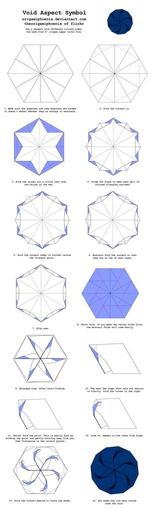 Homestuck Void Aspect Symbol Diagrams | Unsurprisingly ...