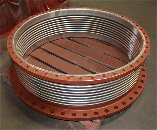 "42"" Dia. Single Expansion Joint Refurbished for a Chemical Plant 