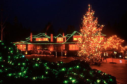 Butchart Gardens, Brentwood Bay, Victoria, Vancouver Island, British Columbia, Canada