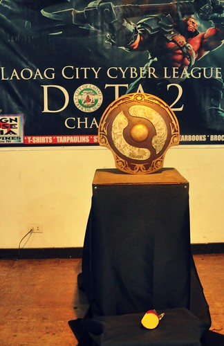 Laoag Cyber League DotA 2 Challenge Season I | by BlauEarth