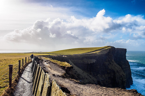 Cliffs of Moher | by anpalacios