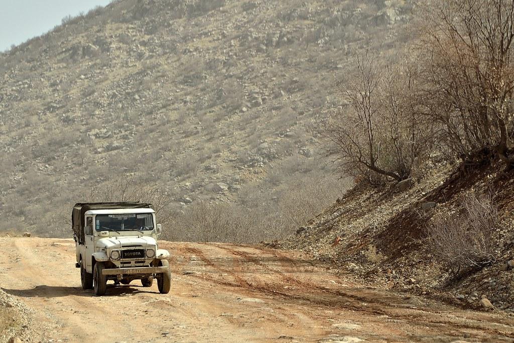 Land Cruiser 40-series [Howraman Valley / Iran] | babakoto