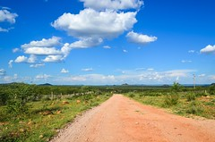 Close to the Namibian border, Cunene