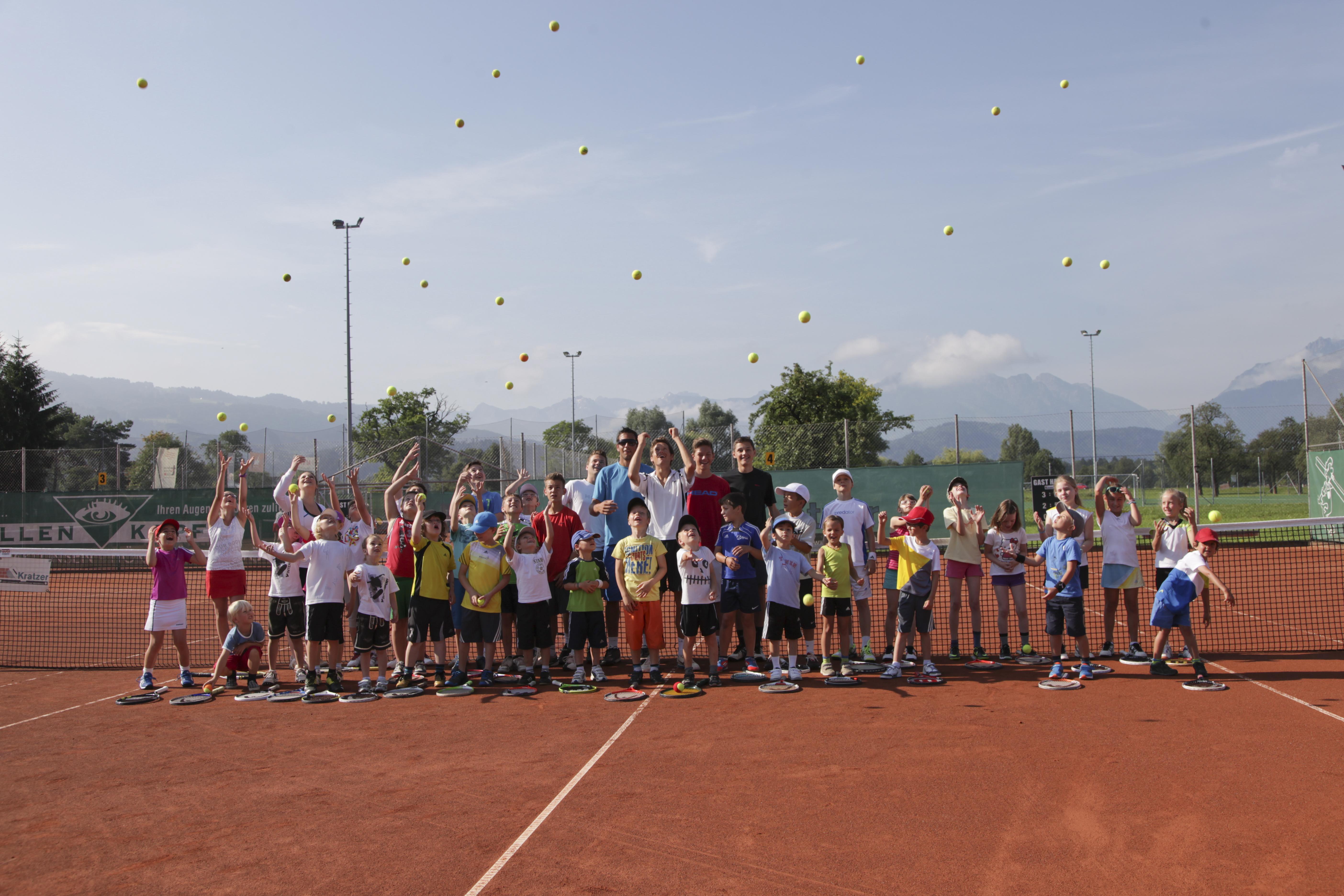 TCV Vereinsmeisterschaft Kids 2013