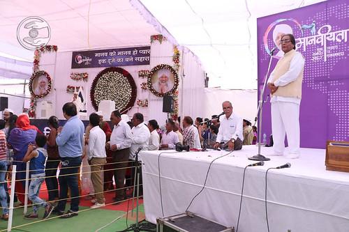 SNM Zonal Incharge Bhajan Singh from Durg, Chhattisgarh