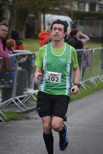 FINISH - Mullingar Half Marathon 2017