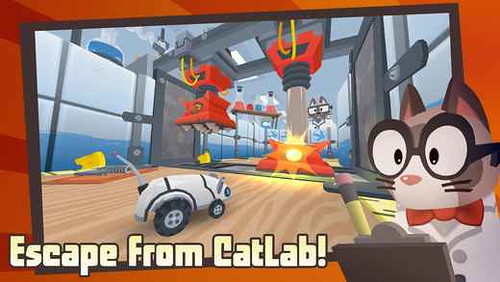 MouseBot per iPhone e Android: un divertente (e alternativo) racing game!