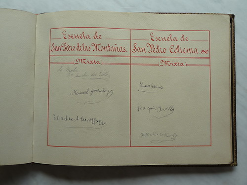 Escuelas de San Pedro de las Montañas y San Pedro de Coliema