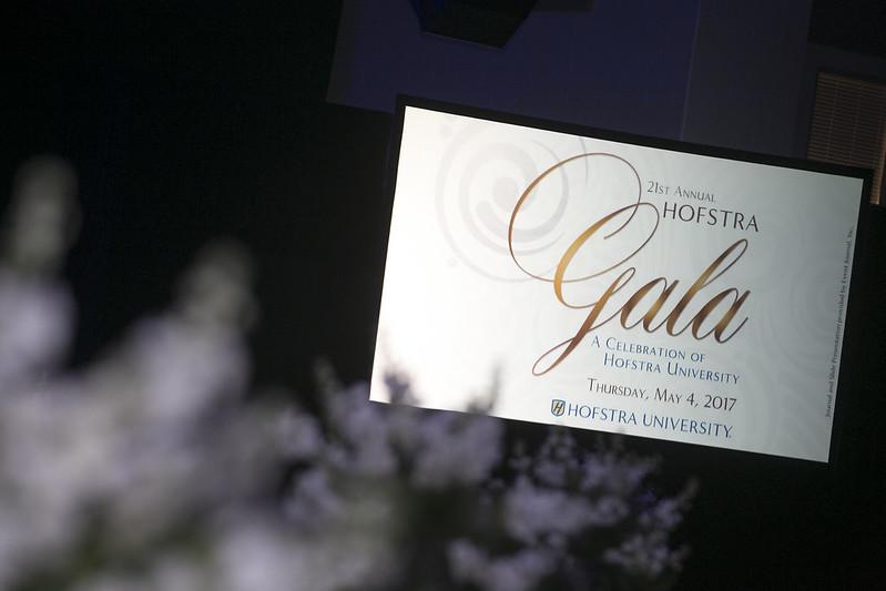 2017 Hofstra Gala: Alan J. Bernon