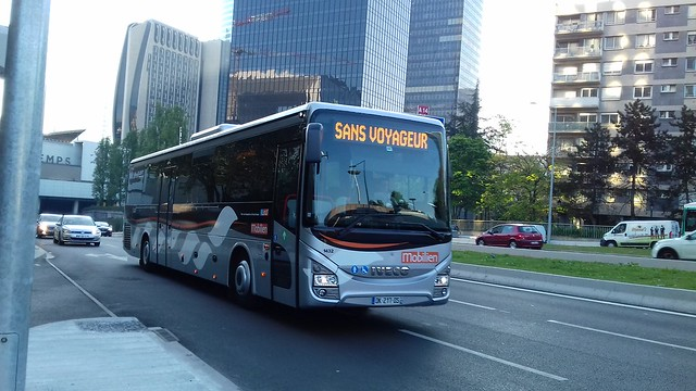 Transdev Houdan Iveco Crossway DK-217-DS (78) n°1432