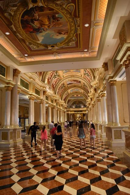 Venetian lobby
