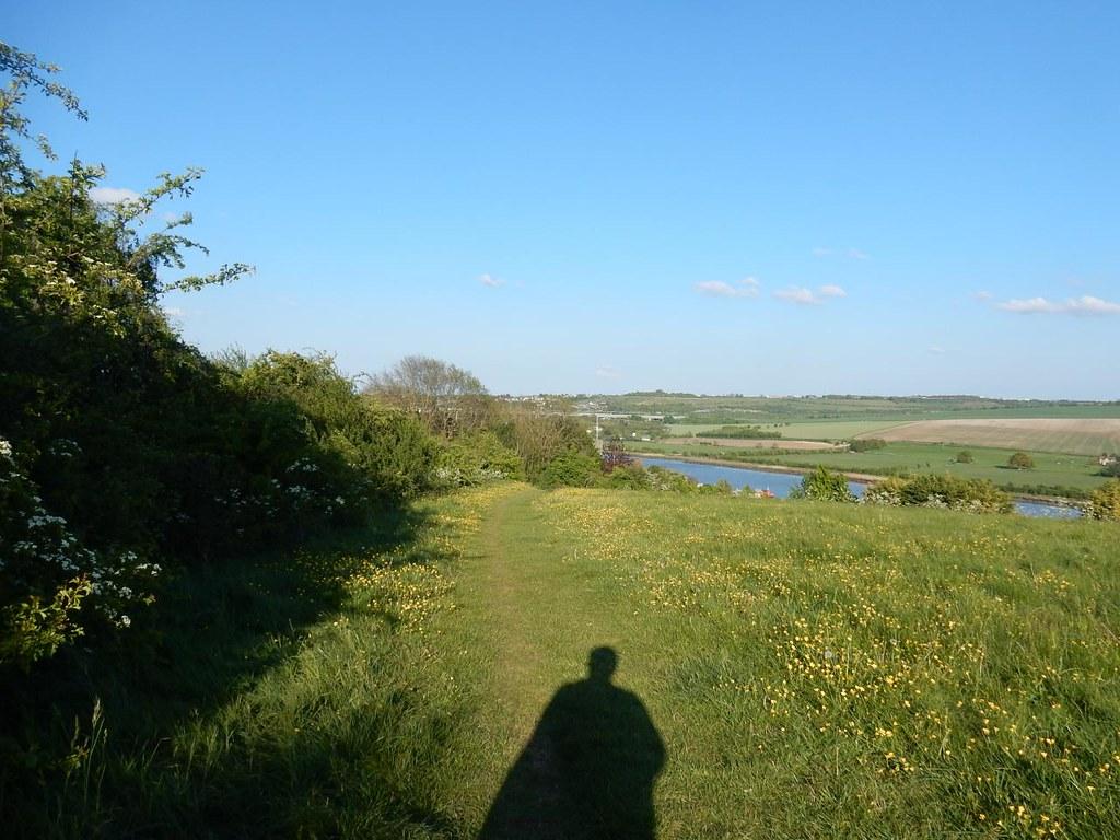Descent to Cuxton Cuxton Circular