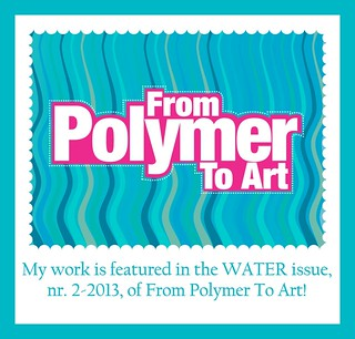 My work is featured in WATER