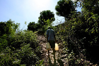 Carrying water in East Timor | by DFAT photo library