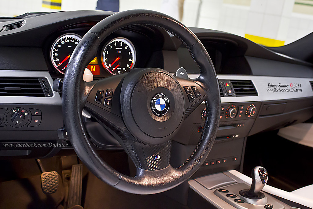 Bmw M5 E60 Interior Edsan72 Flickr