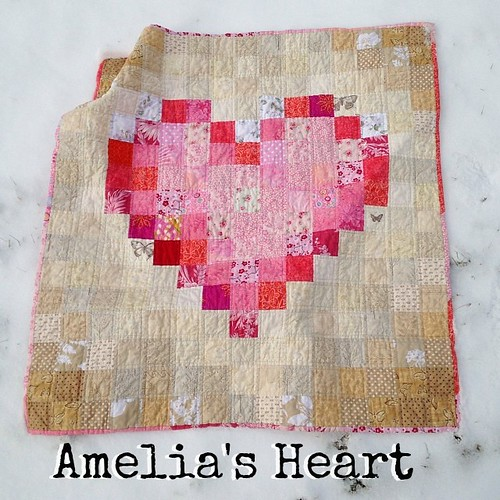 Heart Quilt Title Page | by Sarah.WV
