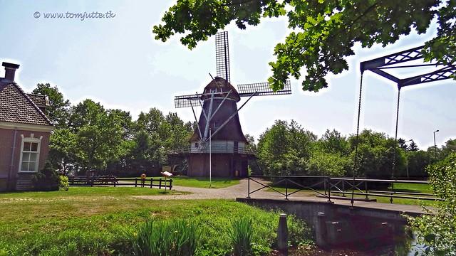 Windmill 'De Berk', Barger Compascuum, Netherlands - 1531