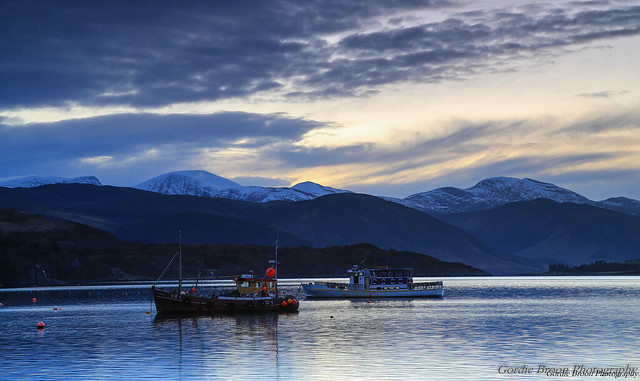 Loch Broom Dawn.