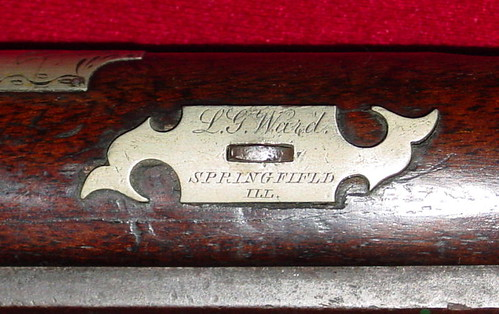L. G. Ward, Springfield, Illinois - Maker