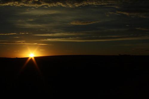 sunrise lightriver hamleybridge