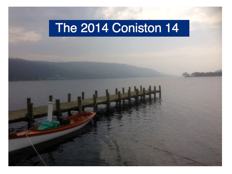 Coniston 14 title