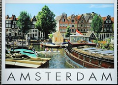 My postcard of de Gouden Reael available in the stores