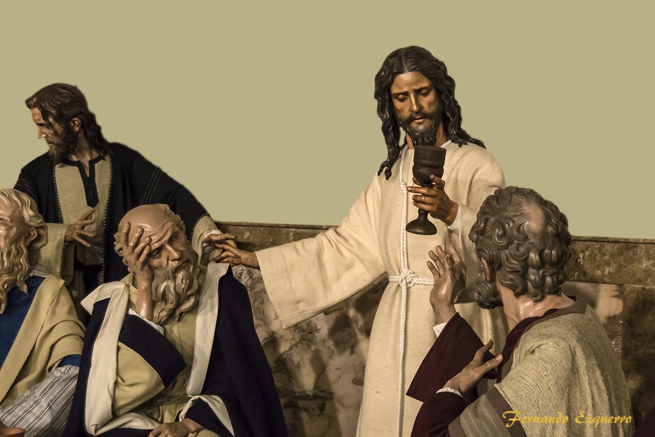 Cofradía de la institución de la Sagrada Eucaristía