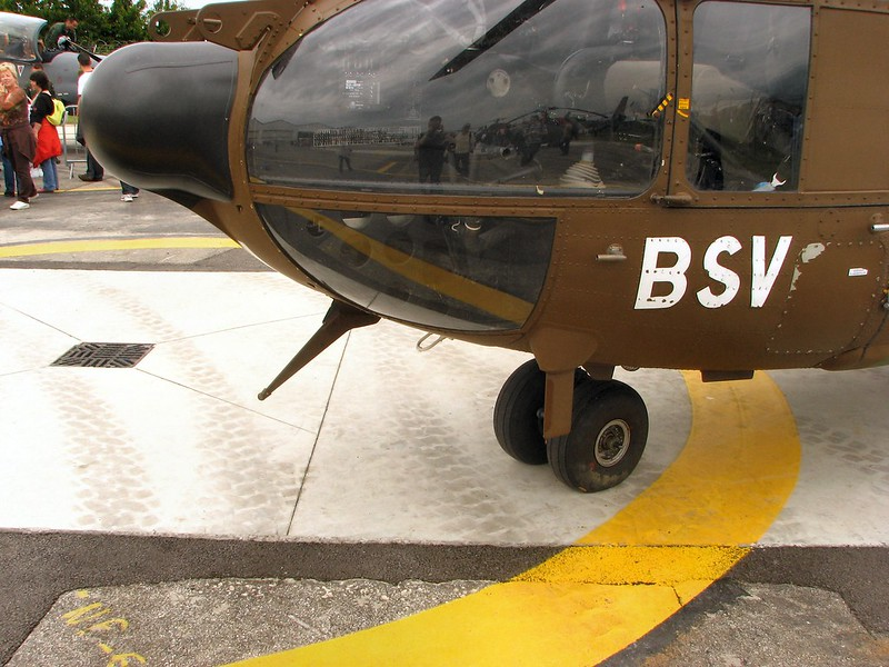 Aerospatiale SA330B Puma 5