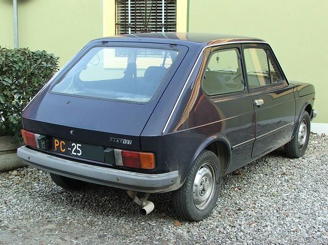 Fiat 127 1050 CL - 1980