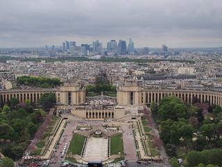 La défense en fond du Trocadéro | by Cpt_Love