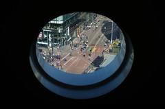 view of Utrecht from Tivoli Vredenburg