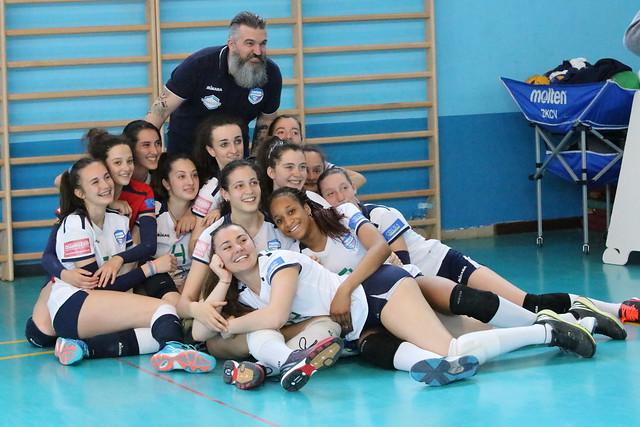 U16 Blu Fase Regionale 23 Aprile 2017 Gara 2 Bracco Pro Patria  -  Volley Gorla VA 3 - 0