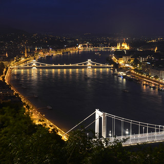 The Danube at Night | by chrisstreeter