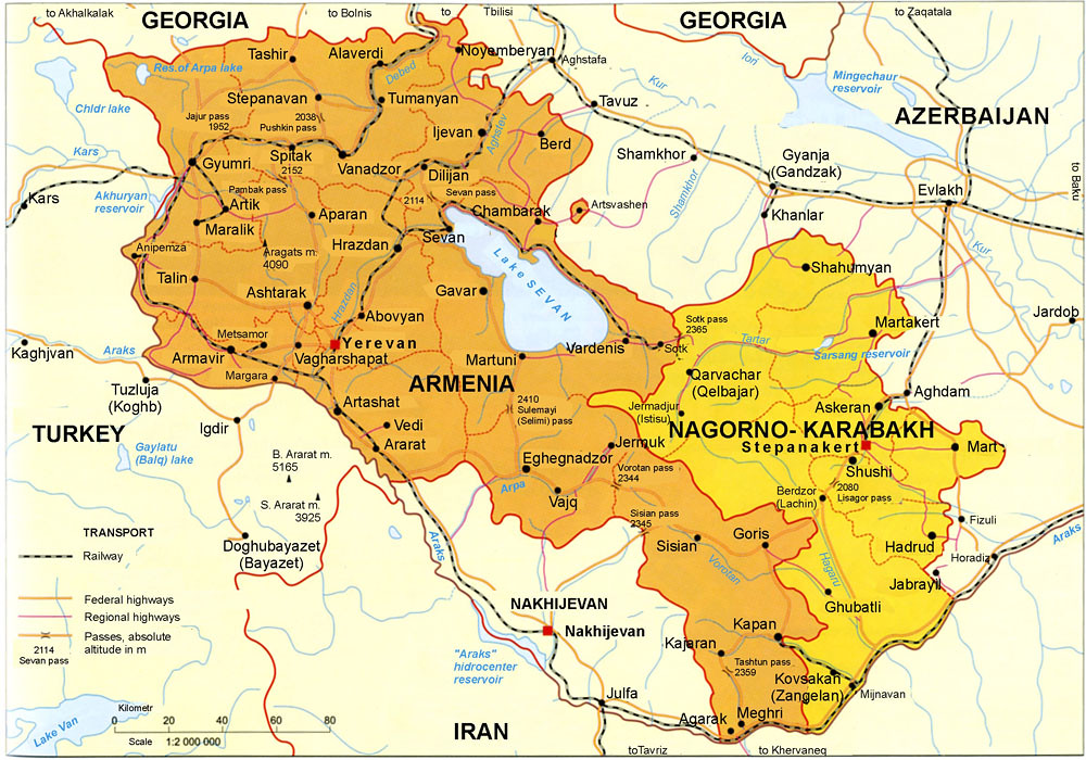Armenia Map | Map of the Republic of Armenia and the Nagorno ... on eurasia map, colombia map, azerbaijan map, argentina map, greece map, ukraine map, persia map, near east map, austria map, mexico map, bangladesh map, belize map, romania map, brazil map, cambodia map, qatar map, israel map, barbados map, britain map, czech republic map, cuba map, belgium map, russia map, asia map, bolivia map, belarus map, china map, aruba map, nagorno-karabakh map, balkans map, chile map, lake sevan map, turkey map, australia map, british virgin islands map, canada map, croatia map, yerevan map, bulgaria map, europe map,