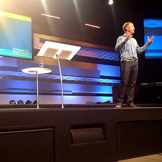 @bjcoop teaching such a great word today @lifechurchmemph! Each time I hear him preach he gets better! Great job! | by Stephen O